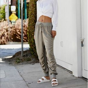 Free People FP Movement Easy Street Jogger NWT